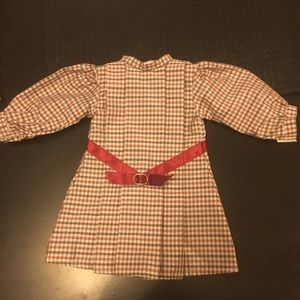 American Girl Samantha Meet Dress